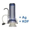 PurePro USA Corp víztisztítóGAC Silver átlátszó víztisztító +Ezüst+KDF