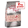 Purizon Single Meat Adult kacsa & alma - gabonamentes - 1 kg