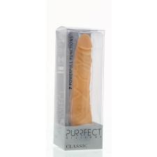 PURRFECT SILICONE CLASSIC 7.1INCH FLESH vibrátorok
