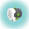 "q2power 2.100110 utazóadapter ""Qdapter USB"""