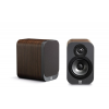 Q Acoustics 3010 Állványra/polcra helyezhető hangsugárzó amerikai dió