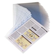 Q-CONNECT Genotherm A/4 lef. víztiszta 75 mikron KF14843 naptár, kalendárium