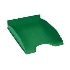Q-CONNECT Irattálca műanyag Q-Connect zöld irattálca