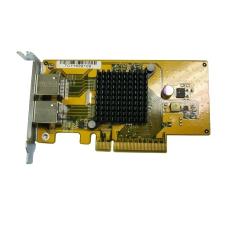 QNAP Dual-port Gigabit Network Expansion Card for asztali számítógép kellék