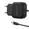 Qoltec AC adapter ; 12W ; 5V ; 2.24A ; USB+Micro USB