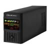 Qoltec UPS MONOLITH 800VA | 480W LCD USB
