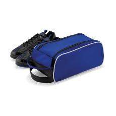 QUADRA Cipő táska Quadra Shoebag - Egy méret, Fényes Királykék/Fekete/Fehér