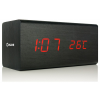 Quazar Wireless Charger Clock Station vezeték nélküli töltő, órával (fehér)
