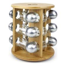 Quttin Bambusz fűszertartó Quttin (12 pcs) (19 x 19 x 23 cm) konyhai eszköz