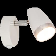 RÁBALUX KAREN LED 1-ES SPOT 1X4W IP20 8X9X13, 5CM FÉM/MŰANYAG FEHÉR világítás