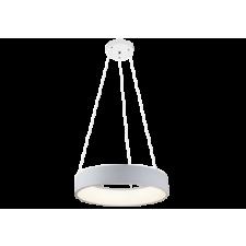 RÁBALUX Rábalux 2510 Adeline, minimalista stílusú függeszték, beépített LED LED 36W matt fehér világítás