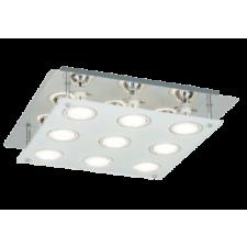 RÁBALUX Rábalux 2517 Naomi, mennyezeti lámpa LED Gu10 5W fényforrással Gu10 9x MAX 15W króm világítás