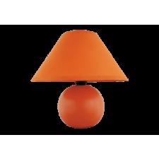 RÁBALUX Rábalux 4904 Ariel Kerámia asztali lámpa E14 Max40W, narancs világítás