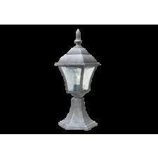 RÁBALUX Rábalux 8398 Toscana Kültéri talpas E27 1X60W, ezüst, Ip43 kültéri világítás