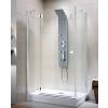 Radaway Radaway Fuenta New KDJ szögletes zuhanykabin 800x800x2000