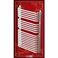 Radeco A2-400/U törölközőszárítós csődariátor, 680x435 mm fűtőtest, radiátor