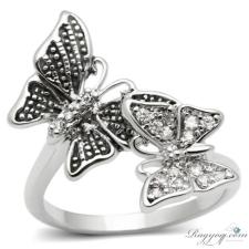 Ragyogj.hu Papiliones - gyűrű fülbevaló