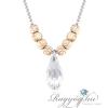 Ragyogj.hu - Swarovski Classic pearl- nyakék - Swarovski kristályos