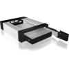 """RaidSonic ICY BOX IB-158SSK-B 3.5"""" SATA3 mobil rack fekete"""
