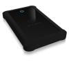 RaidSonic Icy Box IB-233U3-B 2,5'' USB 3.0 fekete külső merevelmez ház