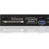 RaidSonic ICY BOX IB-865 3,5' All-in-1 kártyaolvasó fekete