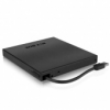 RaidSonic ICY BOX IB-AC642 HDD/SSD keret Notebook optikai meghajtó helyére + Slim DVD külső ház