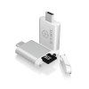 RaidSonic Icy Box kártyaolvasó 3.0 USB Type C (IB-CR100)