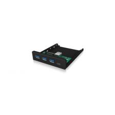 RaidSonic IcyBox USB 3.0 A/C IB-HUB1418-i3 Hub hub és switch