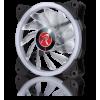 Raijintek IRIS 12 LED ventilátor, piros - 120mm (0R400040)