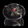 RAIJINTEK Juno-X Processzor hűtő, 9 cm, fekete