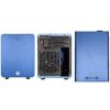 RAIJINTEK METIS Mini-ITX Kék (0R200013)