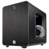 RAIJINTEK METIS PLUS Mini-ITX - fekete ablakos /0R200055/