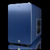 RAIJINTEK STYX mATX Számítógépház, kék, ablakos