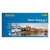 Rajna kerékpárkalauz 2. / Rhein-Radweg 2.