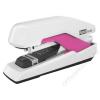 Rapid Tűzőgép, 30 lap, RAPID Supreme SuperFlatClinch S030c, fehér/rózsaszín (E5000551)
