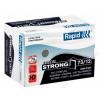 Rapid Tűzőkapocs, 73/12, horganyzott, RAPID Superstrong (E24890800)
