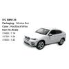 Rastar Rastar - Távirányítós autó 1:14 BMW X6