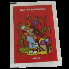 RASTYL TOJÁSFESTÉK POR ALAPÚ PIROS dekoráció