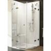 Ravak Brilliant BSKK4 -90 négyrészes, negyedköríves zuhanykabin