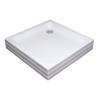 Ravak Kaskada Angela 90 PU négyzet alakú akril zuhanytálca (a007701120)