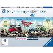 Ravensburger 151028 Alpok VW-vel puzzle, kirakós