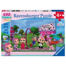 Ravensburger : Cry Babies 2x24 db-os puzzle puzzle, kirakós