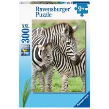 Ravensburger Puzzle 129485 Közkedvelt zebrák, 300 darab puzzle, kirakós