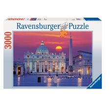 Ravensburger Ravensburger 3000 db-os puzzle - Szent Péter-bazilika (17034) puzzle, kirakós