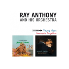 Ray Anthony & His Orchestra - Young Ideas / Moments Together (Cd) jazz