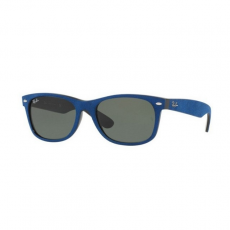 Ray-Ban RB2132 6239 NEW WAYFARER BLACK/TOP BLUE ALCANTARA GREEN napszemüveg