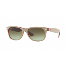 Ray-Ban RB2132 6307A6 MATTE BIEGHE ON OPAL RED GREEN GRADIENT napszemüveg