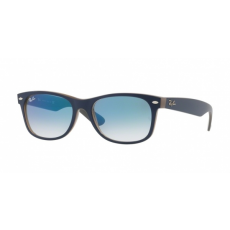 Ray-Ban RB2132 63083F MATTE BLUE ON OPAL BROWN BLUE GRADIENTnapszemüveg