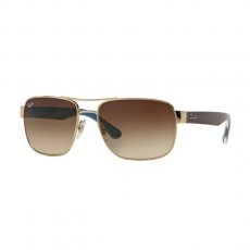 Ray-Ban RB3530 001/13 GOLD BROWN GRADIENT napszemüveg