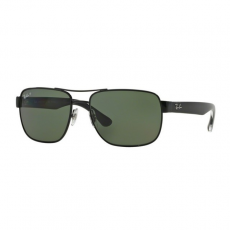 Ray-Ban RB3530 002/9A BLACK POLAR GREEN napszemüveg